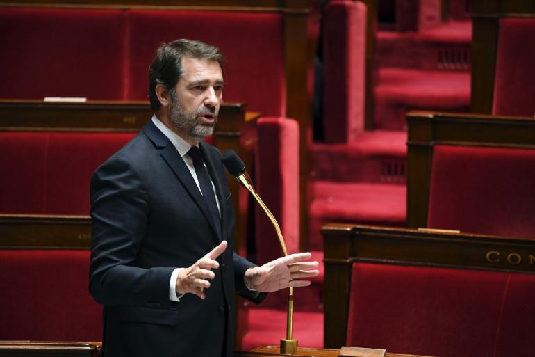 Christophe Castaner, ancien ministre de l'Intérieur, remplacé par Gérald Darmanin