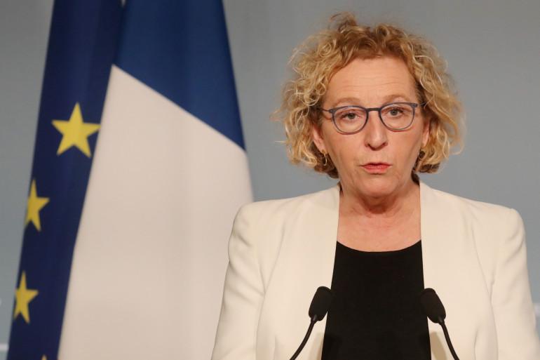 Muriel Pénicaud, ancienne ministre du Travail, remplacée par Élisabeth Borne