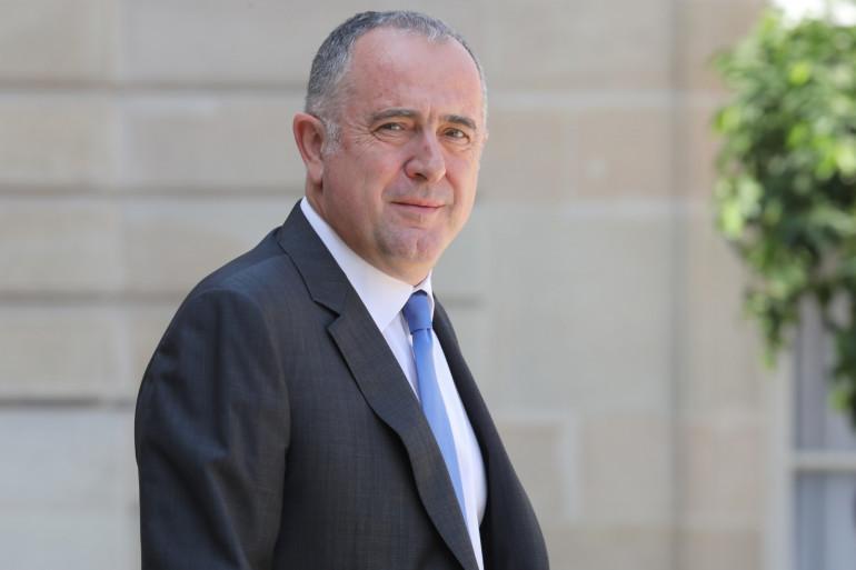 Didier Guillaume, ancien ministre de l'Agriculture, a été remplacé par Julien Denormandie