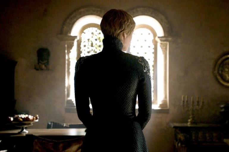 """Cersei Lannister dans la saison 6 de """"Game of Thrones"""""""