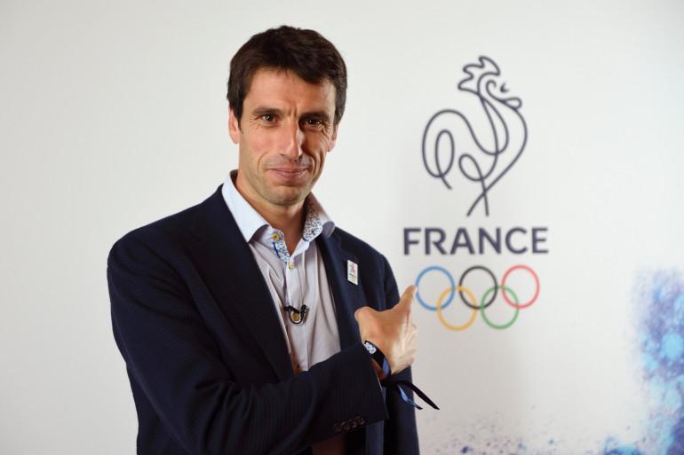 Tony Estanguet est le président du comité d'organisation de Paris 2024