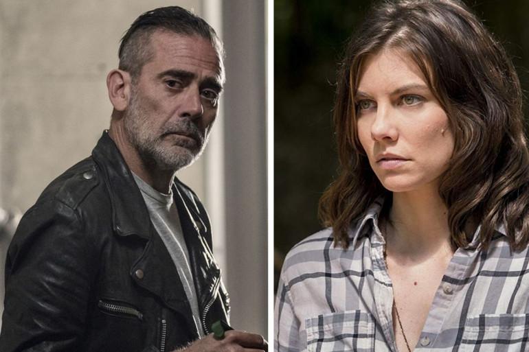 """Negan et Maggie vont se retrouver dans """"The Walking Dead"""""""