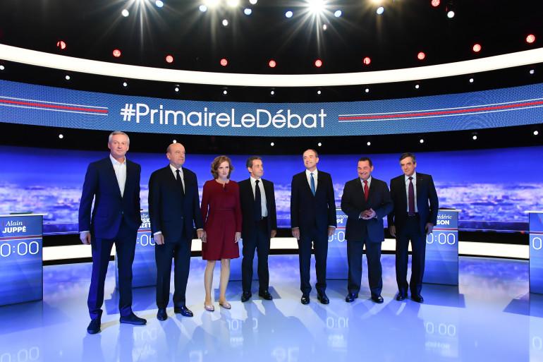 """""""La primaire - Le débat"""""""