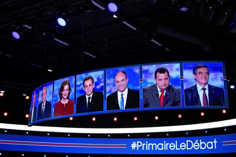 Le premier débat de la primaire de la droite a été tendu par moment, mais sans tomber dans le pugilat
