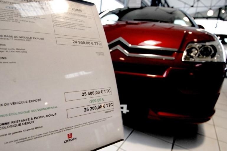 Des voitures plus propres et plus vertes, cela a toujours été l'objectif du bonus-malus écologique