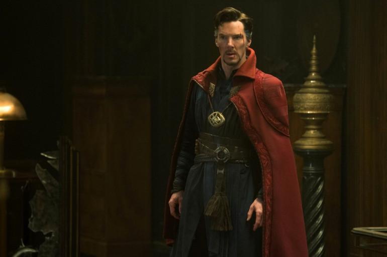 """Benedict Cumberbatch dans """"Doctor Strange"""""""