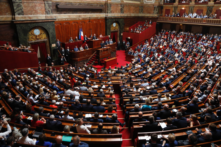 Le Sénat (illustration)