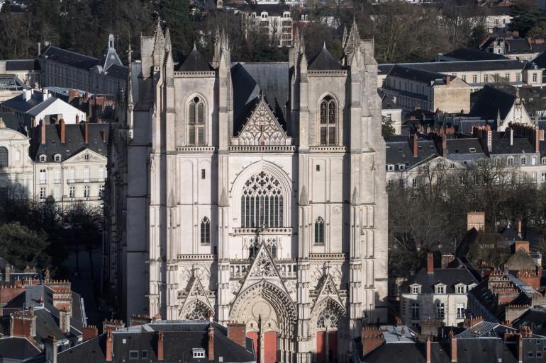 La cathédrale Saint-Pierre-Saint-Paul de Nantes