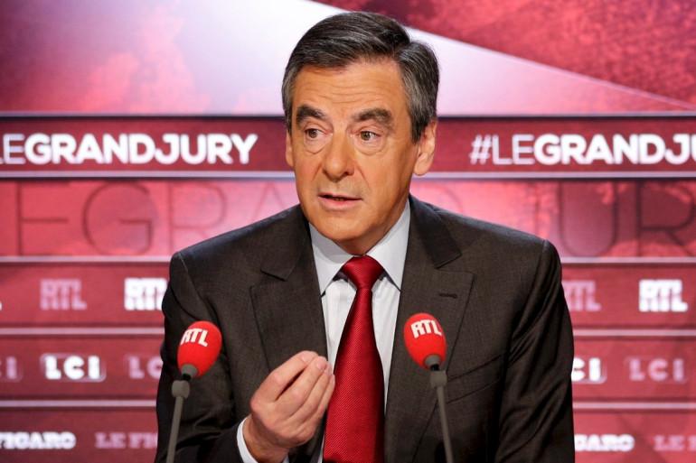 François Fillon au Grand Jury dimanche 23 octobre 2016