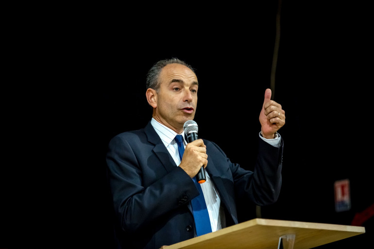 Jean-François Copé, le 19 octobre 2016
