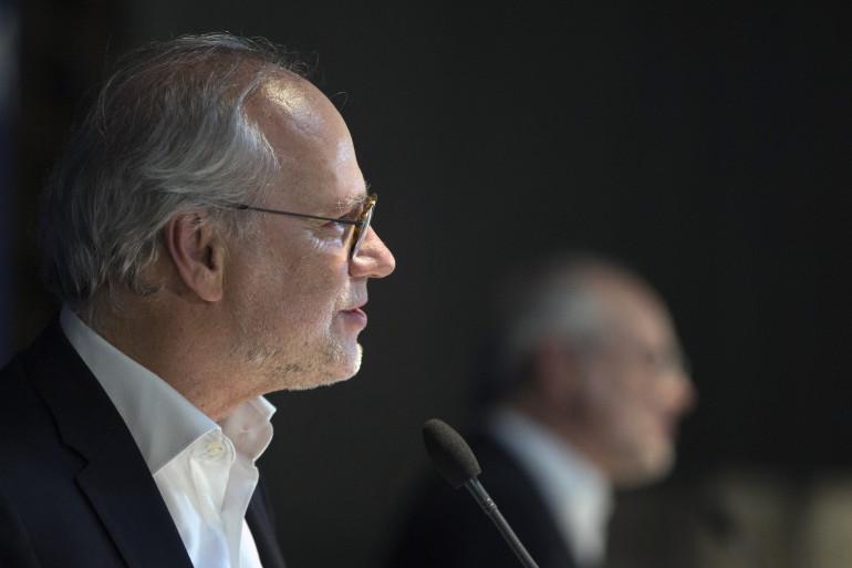 Laurent Joffrin a quitté la direction de Libération pour se lancer en politique.