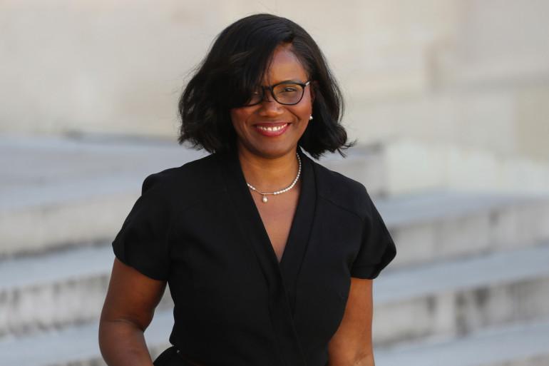 Elisabeth Moreno, ministre chargée de l'égalité et de la diversité