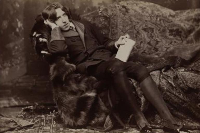 La vie d'Oscar Wilde est actuellement relatée au Petit Palais.