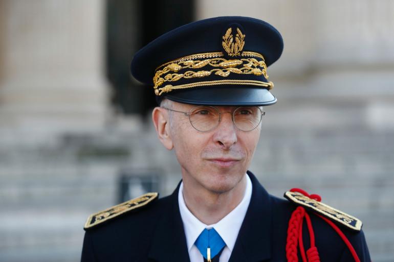 """Le ministre de l'Intérieur Gérald Darmanin a affirmé ce mardi sa """"confiance"""" au préfet de police de Paris Didier Lallement"""