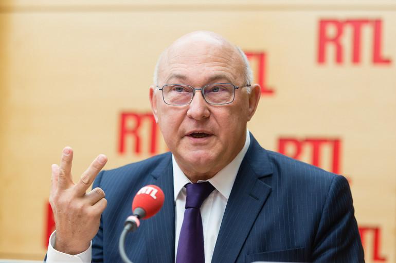 Michel Sapin, invité de RTL le 28 octobre 2016