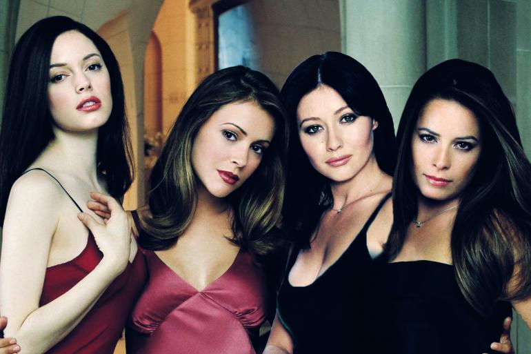 """Les sœurs sexy de la série """"Charmed"""""""