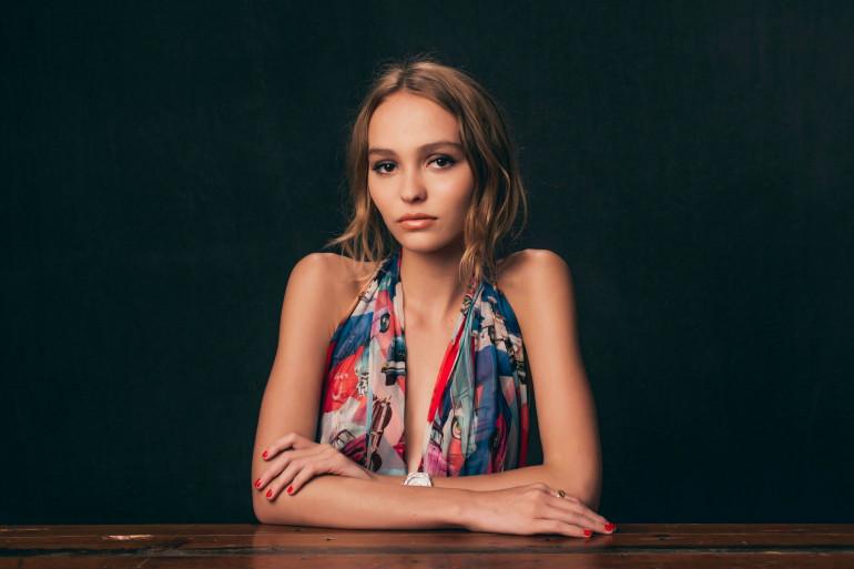 Lily-Rose Depp, le 11 septembre 2016