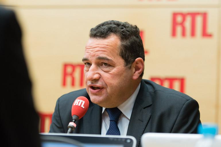 Jean-Frédéric Poisson, invité de RTL le 31 octobre 2016