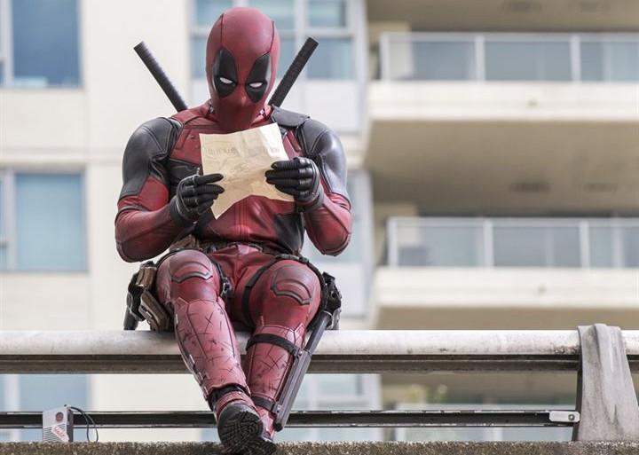 Ryan Reynolds dans le rôle de Deadpool