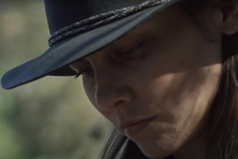 Maggie dans les premières minutes du final de la saison 10