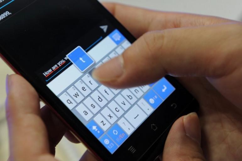 Un téléphone portable (illustration)