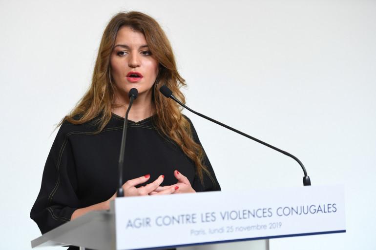 Marlène Schiappa, le 25 novembre 2019