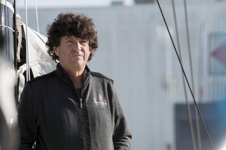 Jean Le Cam s'élancera pour un 4e Vendée Globe