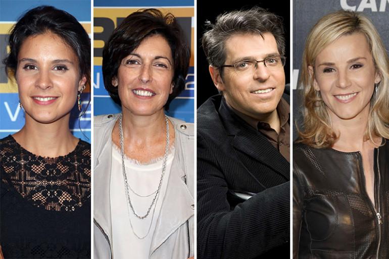 Apolline de Malherbe, Ruth Elkrief, Michaël Darmon et Laurence Ferrari animeront le deuxième débat de la primaire de la droite