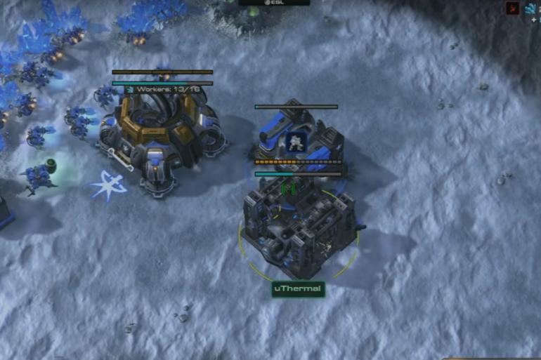 StarCraft, terrain de jeu d'une nouvelle intelligence artificielle ?