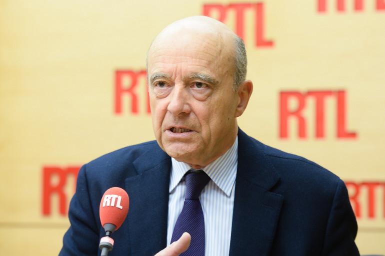 Alain Juppé, invité de RTL le 14 novembre