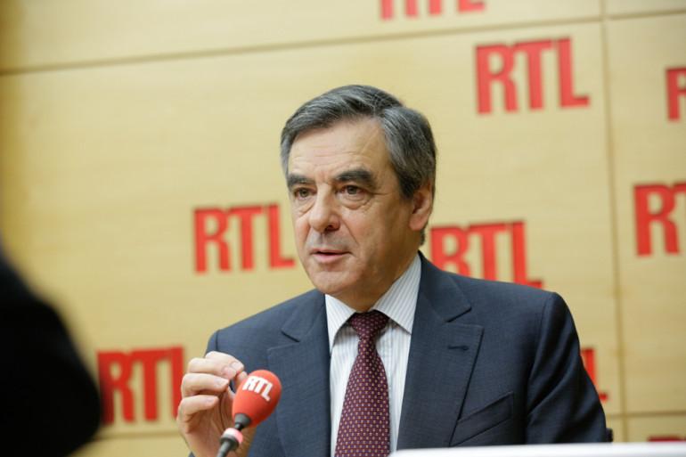 François Fillon, invité de RTL le 16 novembre 2016