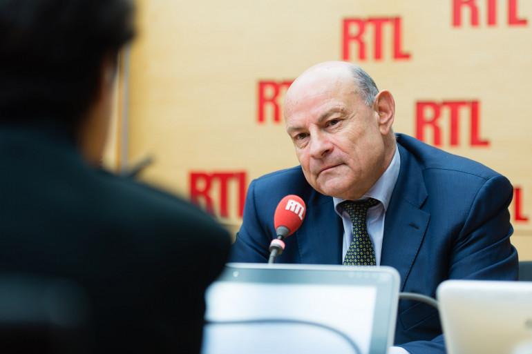 Jean-Marie Le Guen, invité de RTL le 17 novembre 2016