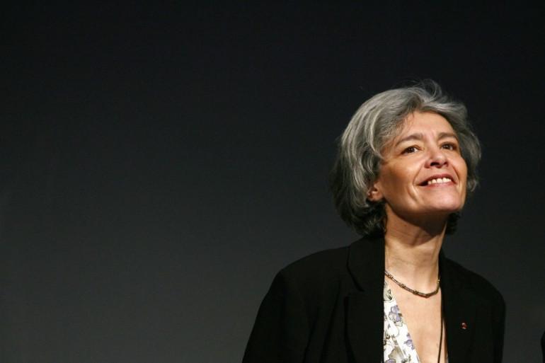 La scientifique et spationaute Claudie Haigneré en 2010