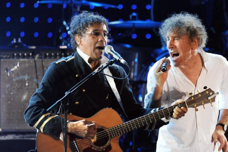 Laurent Voulzy et Alain Souchon ont sorti leur premier album commun en 2014