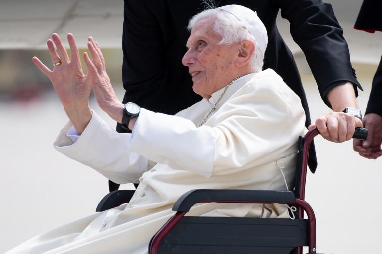 La dernière apparition publique du pape émérite remonte au 22 juin.