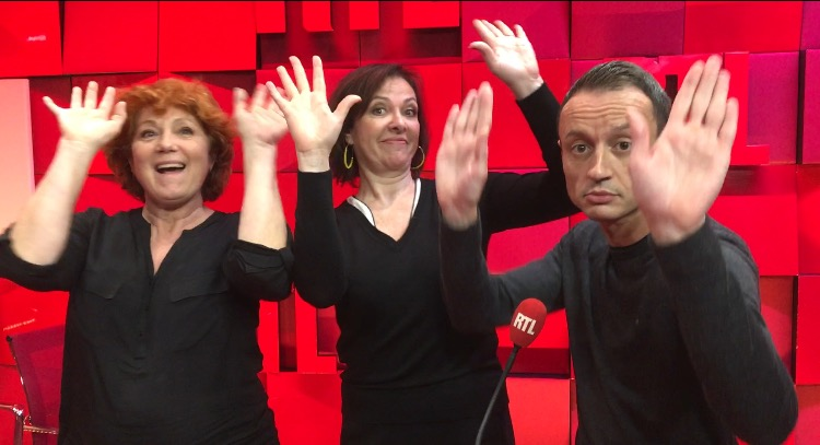 Véronique Genest, Jade, Eric Dussart