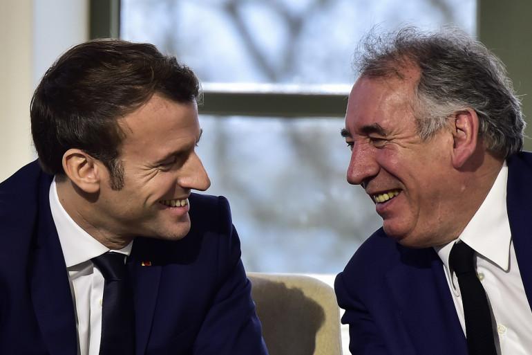 François Bayrou voudrait que le Haut-commissariat au Plan soit rattaché au chef de l'État.