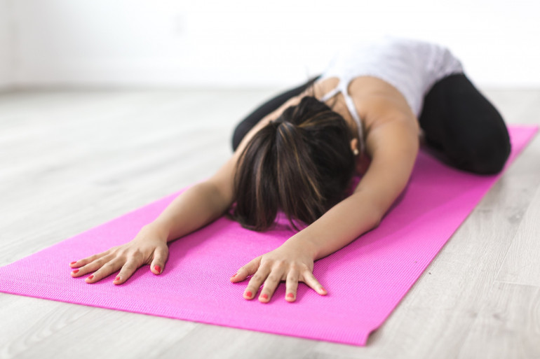 Le stretching consiste à s'étirer, cela diminue votre stress et favorise la souplesse