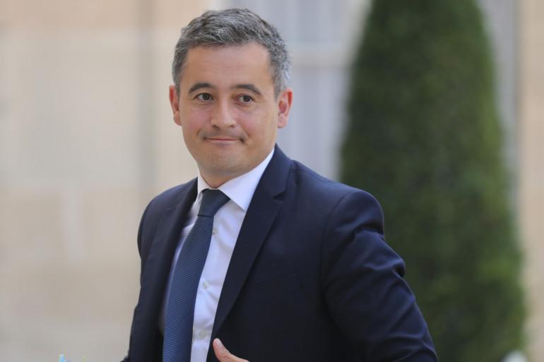 Gérald Darmanin, ministre de l'Intérieur, le 7 juillet 2020.