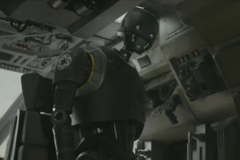 K-2SO, Star Wars : Rogue One