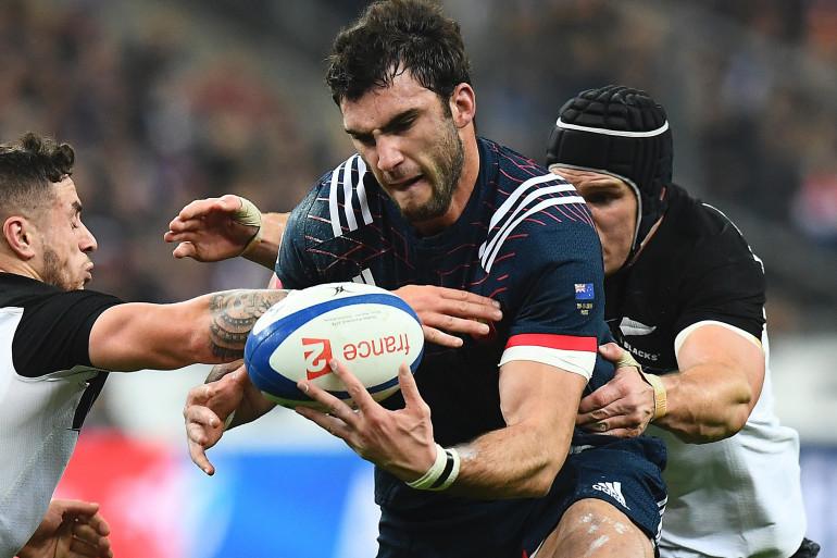 Le XV de France a échoué contre les Blacks le 26 novembre au stade de France.