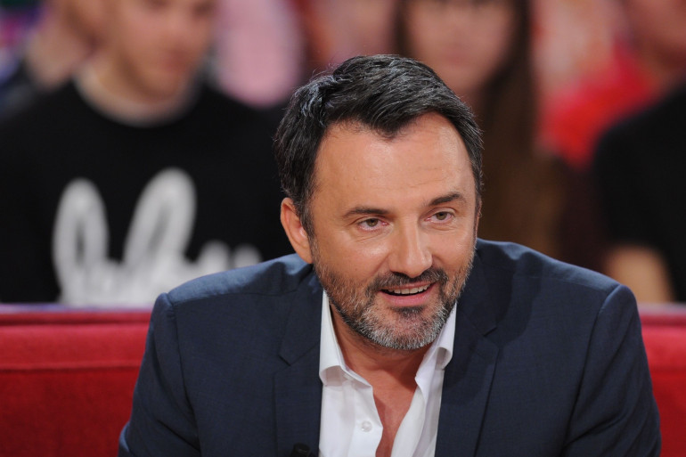 L'animateur de télévision Frédéric Lopez en mai 2015