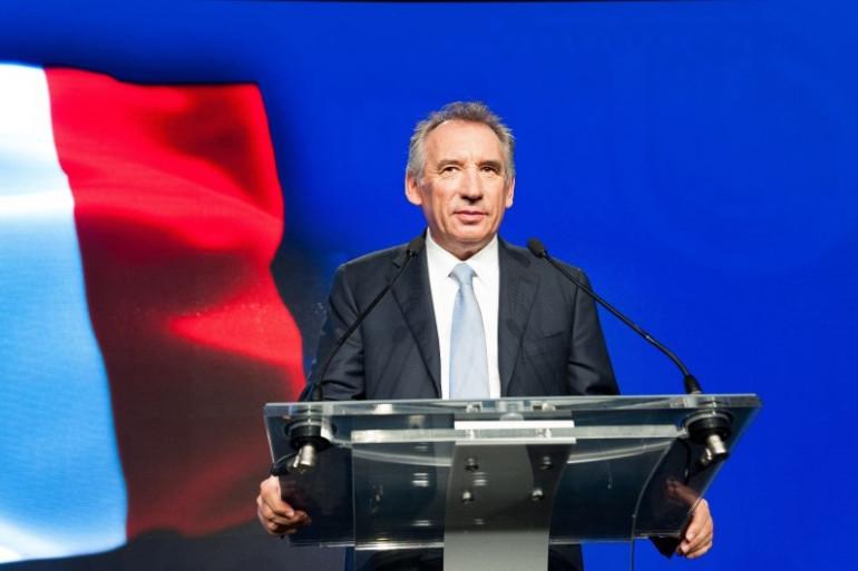 François Bayrou est convaincu que son message centriste portera