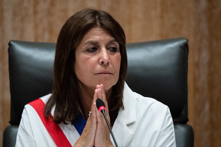Michèle Rubirola, maire de Marseille, le 4 juillet 2020.