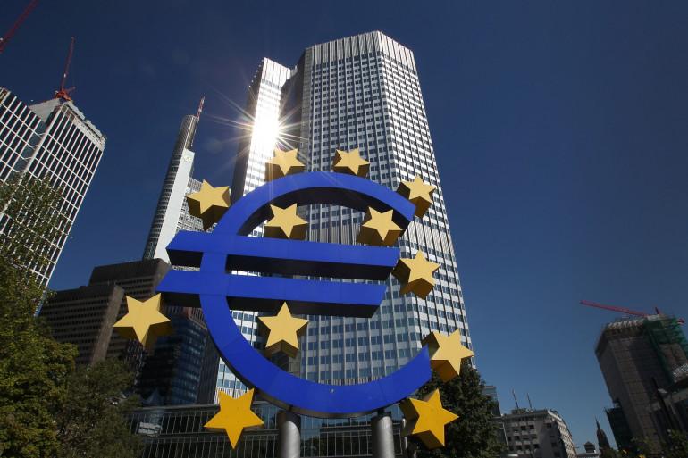 Dans la zone euro, le montant des dépôts bancaires a progressé, sur le seul mois de juillet, de 182 milliards d'euros.