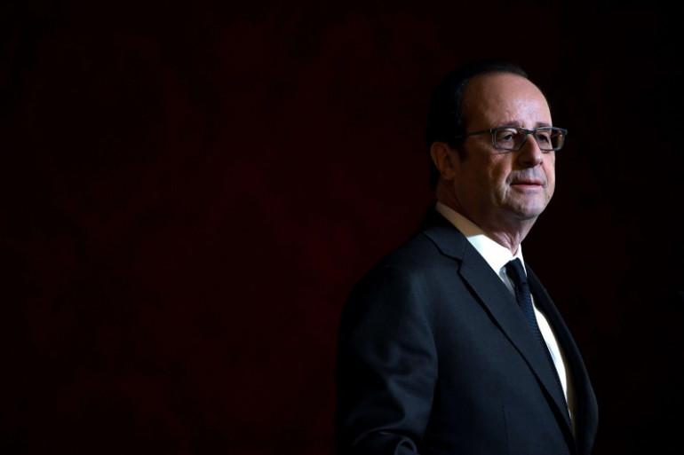 François Hollande ne briguera pas un second mandat