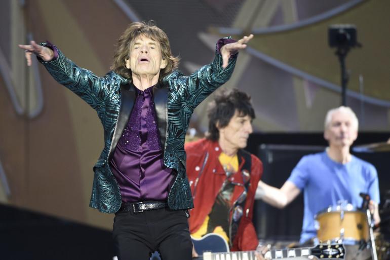 """Les Rolling Stones dévoilent leur 23ème album, """"Blue & Lonesome"""""""