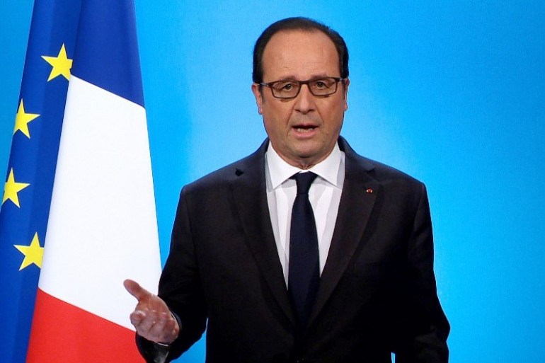 François Hollande a annoncé qu'il n'est pas candidat à sa propre succession