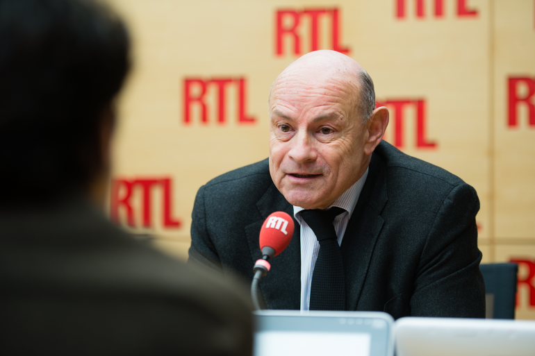 Jean-Marie Le Guen, invité de RTL le 6 décembre 2016
