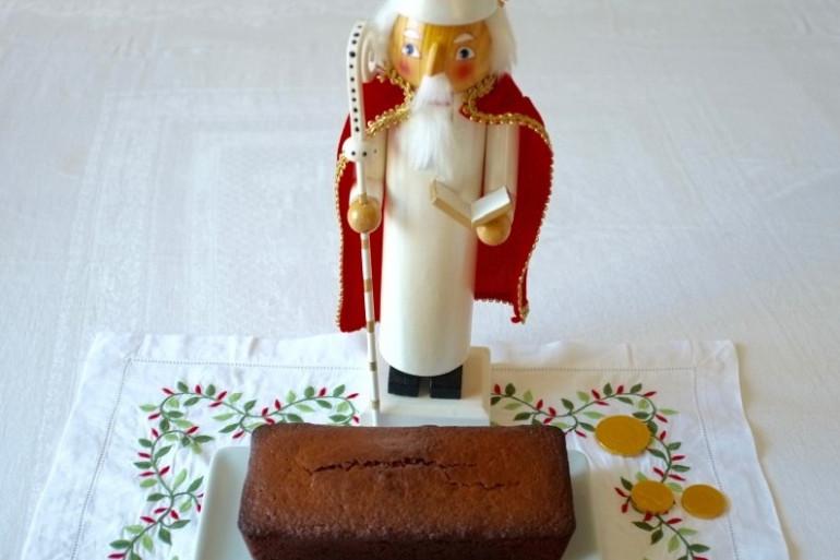 le pain d'épice sans gluten pour la St Nicolas